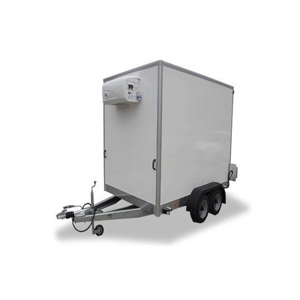 Refrigeration trailer hire